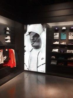 Nike backlit SEG fabric Graphic*