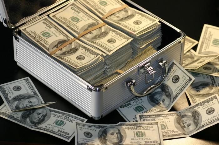 money-in box