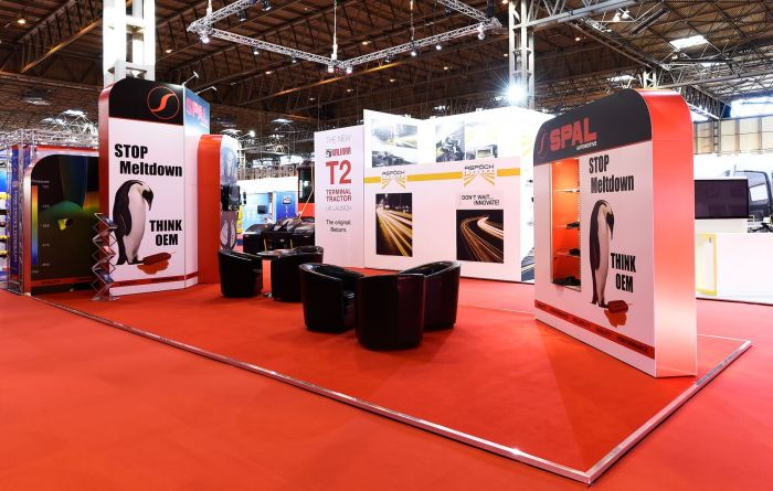 CUSTOM_ISOFRAME_DM_SPAL Automotive - The CV Show 2016_meltdown